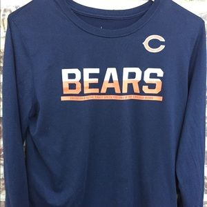 Nike Chicago Bears Youth Long sleeve shirt